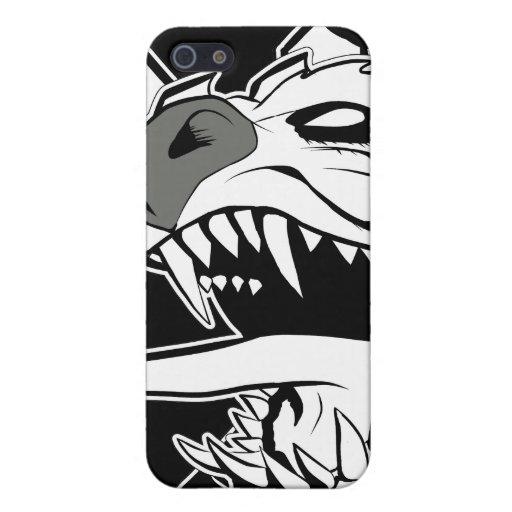 iPhone 4 de la caja de la mota del dragón iPhone 5 Cárcasas