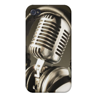 Iphone 4 de la cubierta de la caja del micrófono y iPhone 4 carcasas