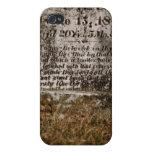 """iPhone 4 de la fotografía de NRL """"de la piedra sep iPhone 4 Funda"""