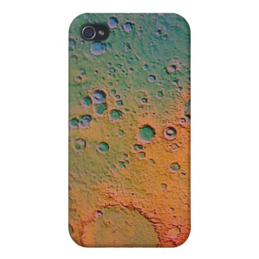 iPhone 4 de la luna #2 iPhone 4/4S Carcasa
