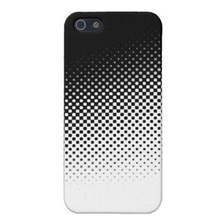 iphone 4 de la sal y de la pimienta iPhone 5 carcasa
