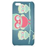 iPhone 4 de los búhos de Lil Munchkin Kawaii