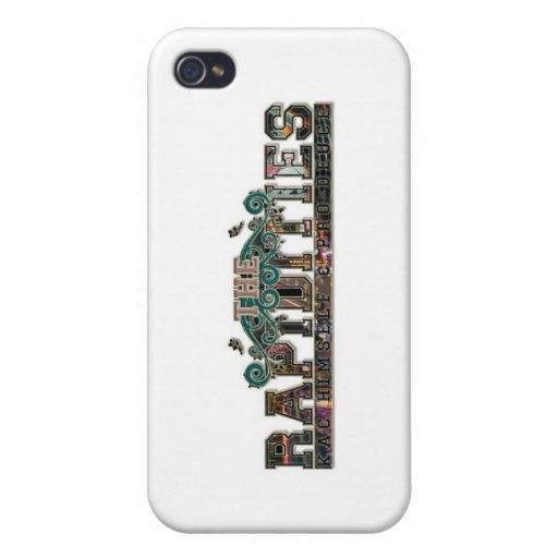Iphone 4 de Rapidities iPhone 4 Fundas