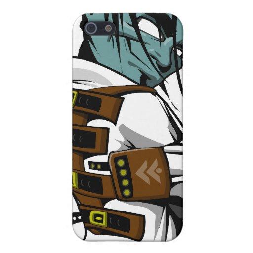 iphone 4 de str8jacket iPhone 5 carcasa