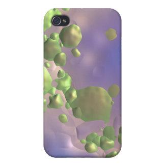 iPhone 4 del aceite y del agua #1 iPhone 4/4S Carcasa