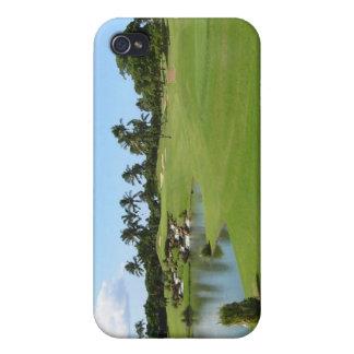 iphone 4 del golf iPhone 4 protectores