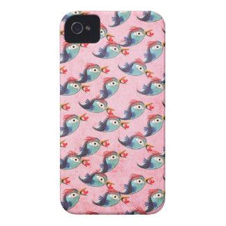 Iphone 4 del gorjeo - caso 4s iPhone 4 Case-Mate cobertura