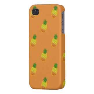 iphone 4 del modelo de la piña iPhone 4 protector