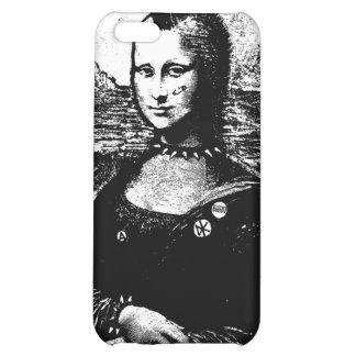iPhone 4 del Mohawk de Mona