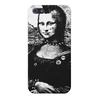 iPhone 4 del Mohawk de Mona iPhone 5 Cobertura
