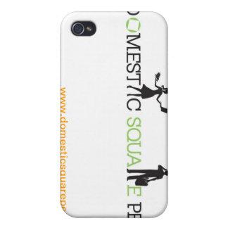 Iphone 4 Domestic Square Peg iPhone 4 Case