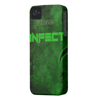 iPhone 4 Drone Infect Case Case-Mate iPhone 4 Cases