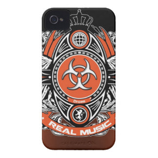 iPhone 4 Drone RealMusic Case iPhone 4 Cases