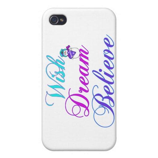 iPhone 4 - el sueño del deseo del muñeco de nieve  iPhone 4/4S Fundas