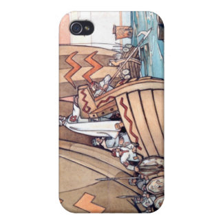 iPhone 4: Estonian Vikings at Harbour Covers For iPhone 4
