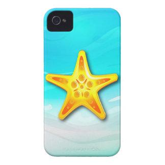 iPhone 4 estrellas de mar del caso Case-Mate iPhone 4 Carcasa