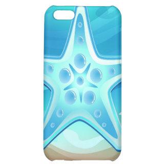 iPhone 4 estrellas de mar del caso