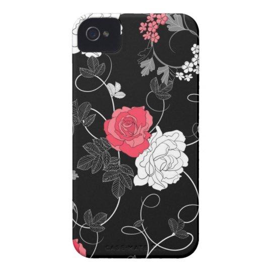 iPhone 4 Flower Case