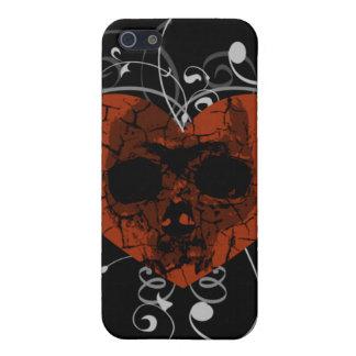 iPhone 4 Gothic Love Skull Speck Case