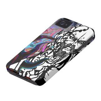 iphone 4 hab illustration Case-Mate iPhone 4 case