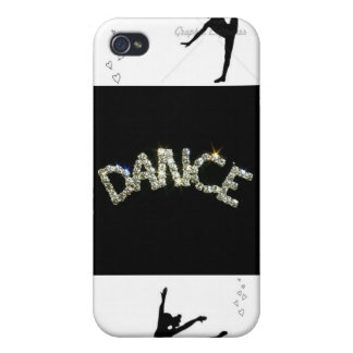 Iphone 4 hard cover Dance case.