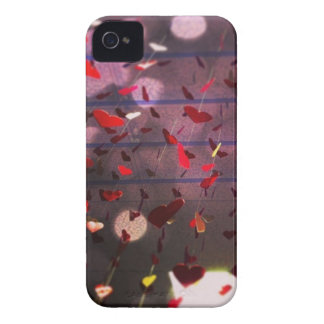 iPhone 4 Heart Streamers Case iPhone 4 Cover