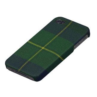 iPhone 4 Johnstone Modern Tartan Savvy Case