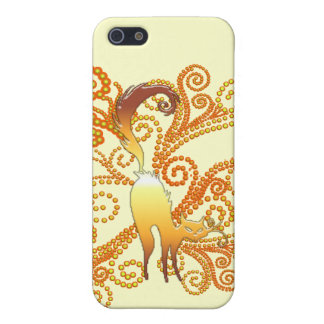 iPhone 4 Kitty swirl Case iPhone 5/5S Cover