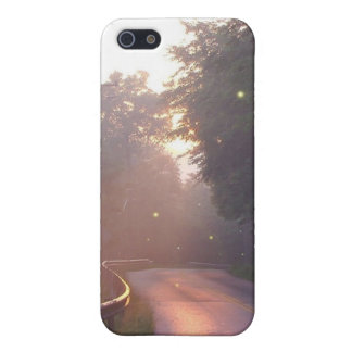 iphone 4 luciérnagas del caso iPhone 5 fundas