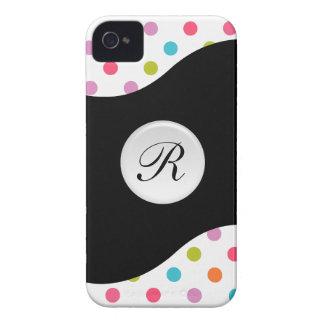 iPhone 4 Monogram Cases