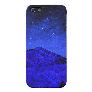iPhone 4 ~ Mount Shasta In Starlight Covers For iPhone 5
