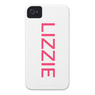 Iphone 4 named case (LIZZIE)