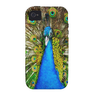 Iphone 4 peacock case iPhone 4/4S case