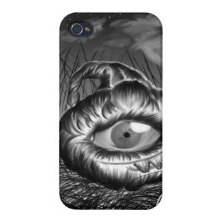 iPhone 4 Pumpkin Case