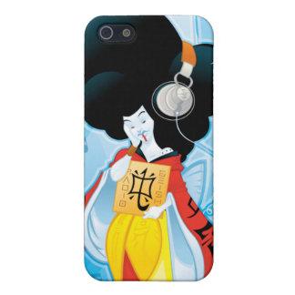 iPhone 4 Radio Geisha Case For iPhone 5