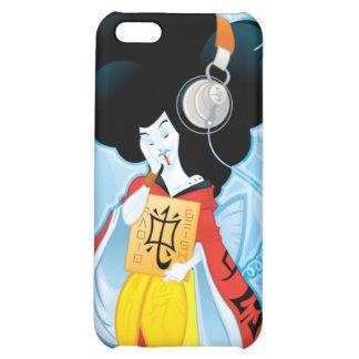 iPhone 4 Radio Geisha Case For iPhone 5C