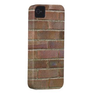 iPhone 4/s del fondo de la pared de ladrillo iPhone 4 Carcasas
