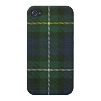 iPhone 4 Savvy Campbell of Argyll Modern Tartan Cases For iPhone 4
