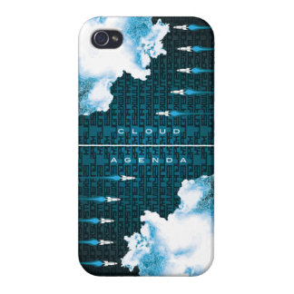 iPhone 4 Savvy Case-Cloud Agenda Rocket2 iPhone 4/4S Covers