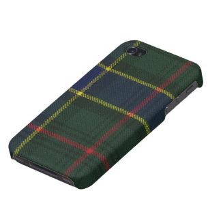 iPhone 4 Savvy Case Ogilvie Hunting Modern Tartan
