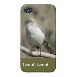 iPhone 4 Savvy - Mockingbird iPhone 4/4S Cover