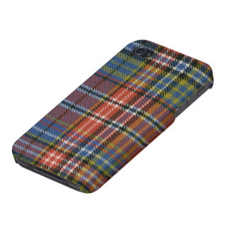 iPhone 4 Savvy Ogilvie of Airlie Ancient Tartan iPhone 4/4S Case