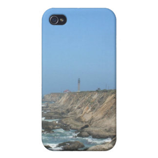 iPhone 4 Savvy - Point Arena Lighthouse iPhone 4/4S Case