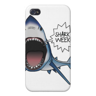 iPHONE 4 Shark Week Covers For iPhone 4
