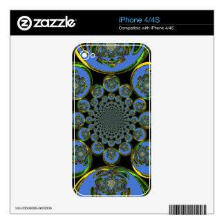 iPhone 4 Skin Template