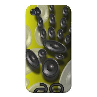 iphone 4 - Sound Identity (Yellow) iPhone 4/4S Case