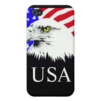 iPhone 4 Speck Case American Eagle USA Flag iPhone 4 Case