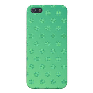 iPhone 4 Speck Case Green Polka Dot iPhone 5 Cover