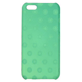 iPhone 4 Speck Case Green Polka Dot iPhone 5C Case