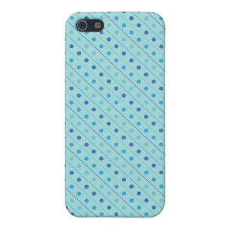 iPhone 4 Speck Case Hot Polka Dot Blue Cover For iPhone 5